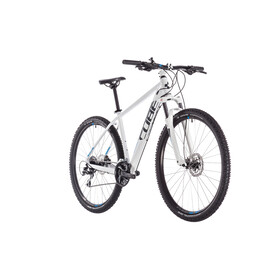 Cube Aim Race MTB Hardtail bianco